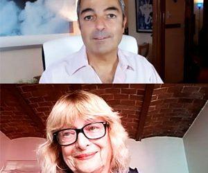 Journalist Eric Le Reste Interviews Author Betty Steinhauer